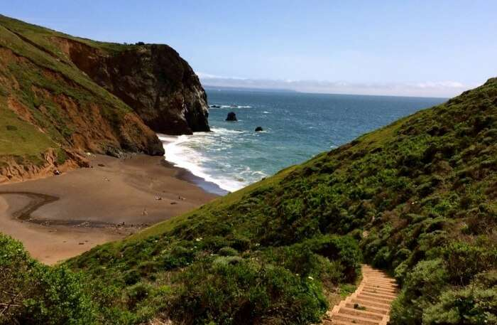 Tennessee Valley in San Francisco
