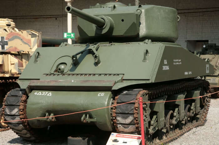 The Australian Armour & Artillery Museum