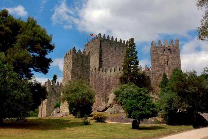 The Guimaraes Castle