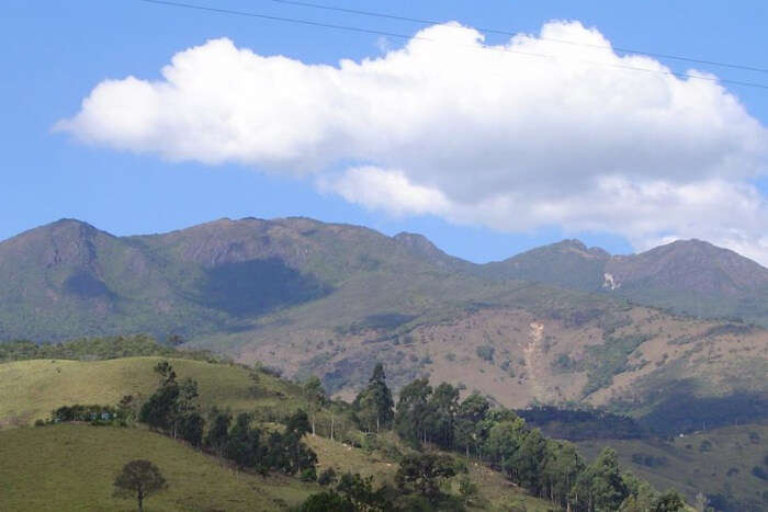 The Mantiqueira Mountains