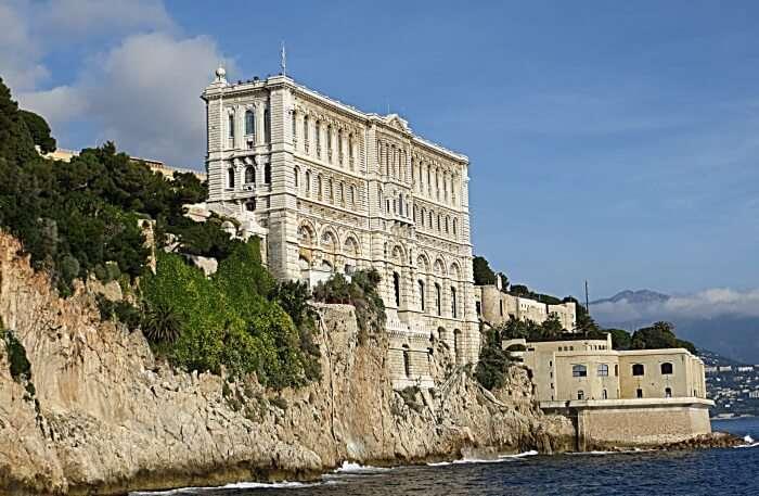 The Musée Oceanographique