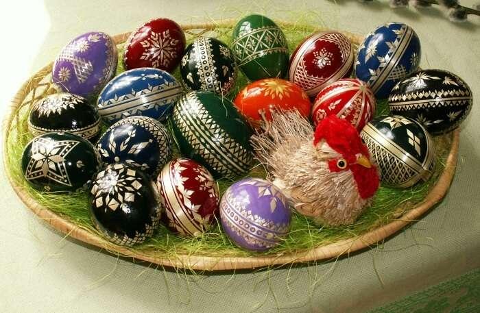 The National Easter Egg Festival