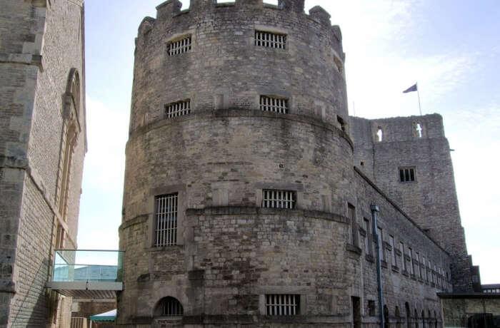 The Prison Castle