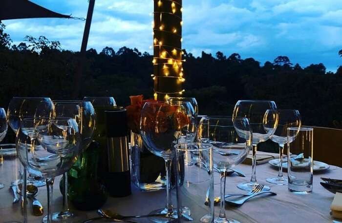 The River Cafe, Karura