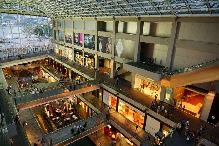 The Shoppe At Marina Bay Sands