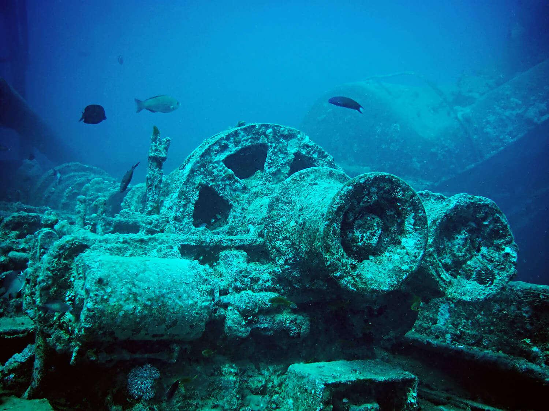 The Wreck of Toulonnais