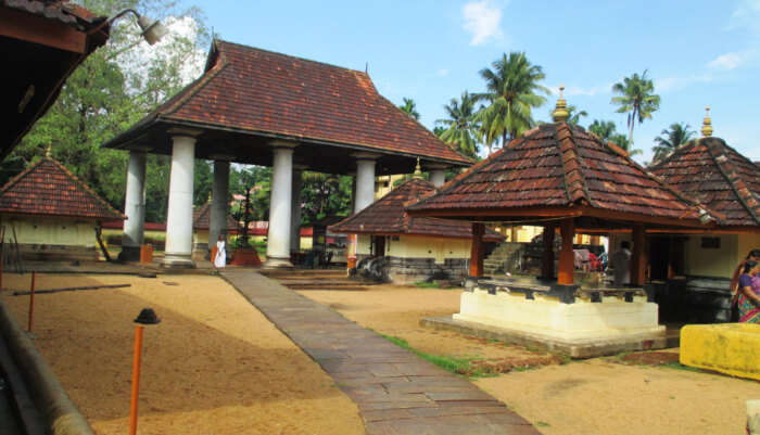 Thiruvanchikulam Mahadeva Temple