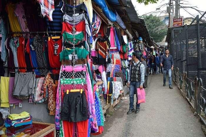 Tibetan Market