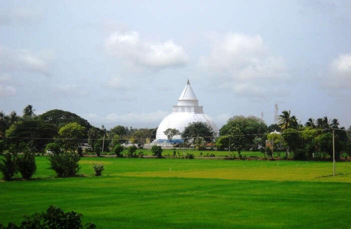 Tissamaharama Raja Maha Vihara