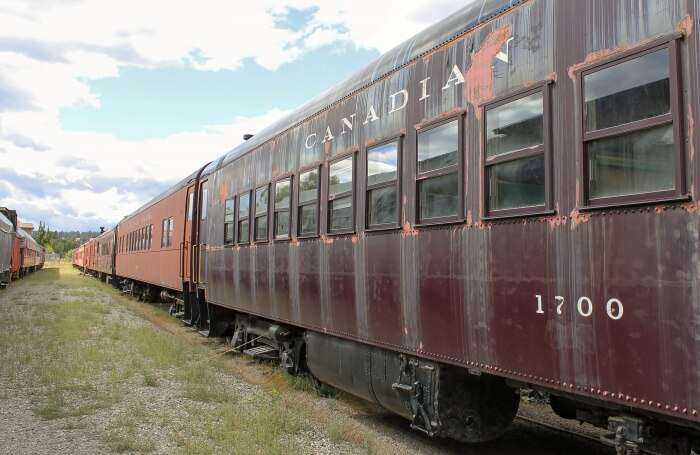 Train Journey Through 5 Canadian Provinces