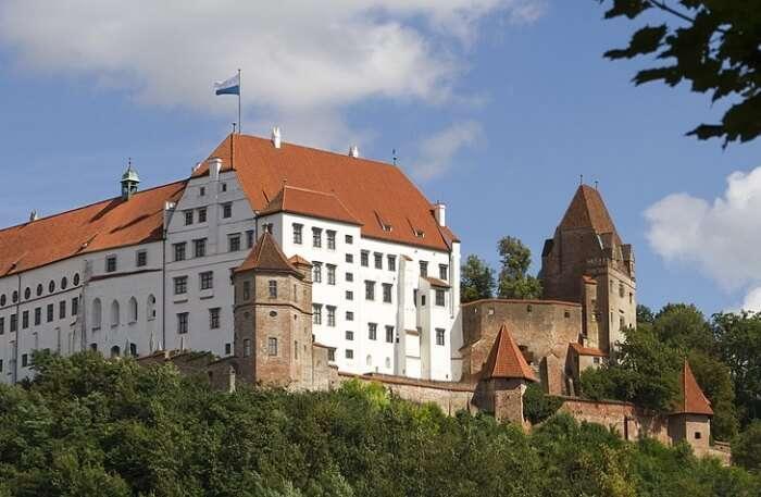 Trausnitz Castle View