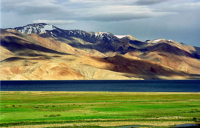 Tso Moriri Lake in Ladakh