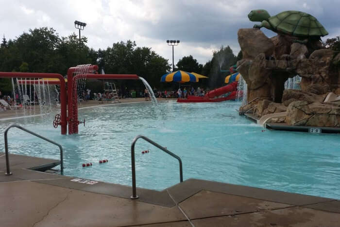 Turtle Splash Water Park