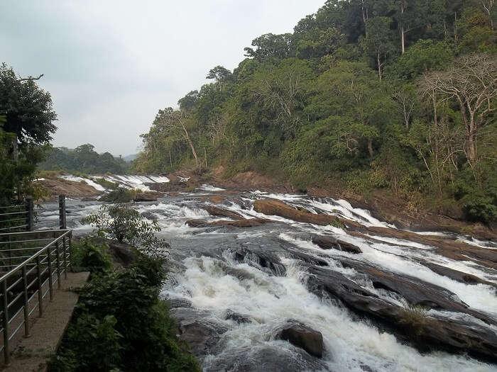 falls of vazhachal