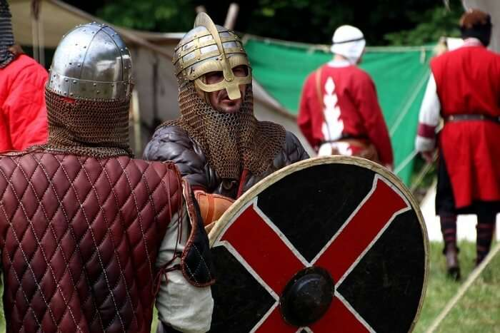 Viking festival ( Norway )