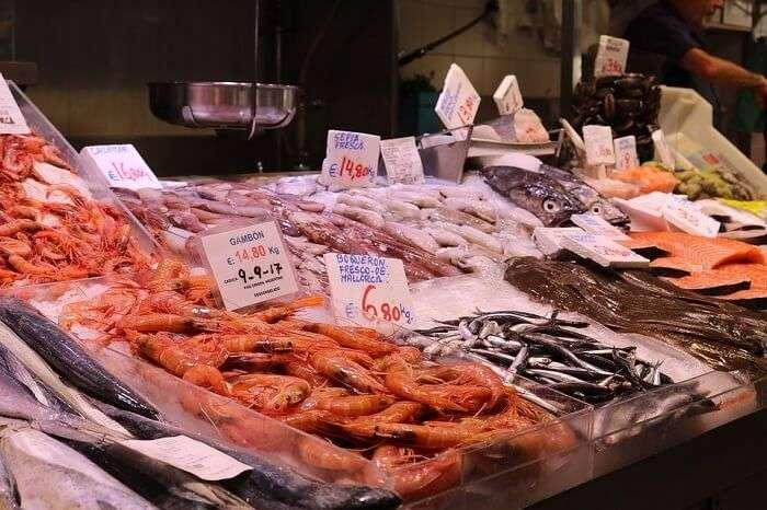 Virpazar Market
