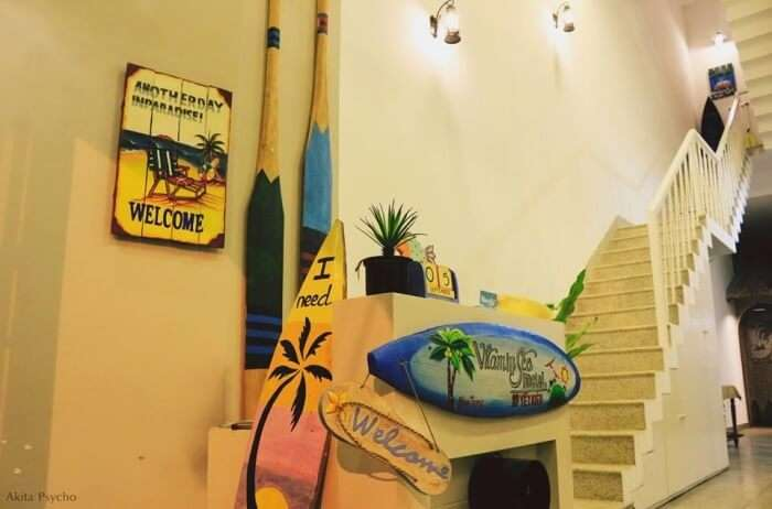 Vitamin Sea Hostel