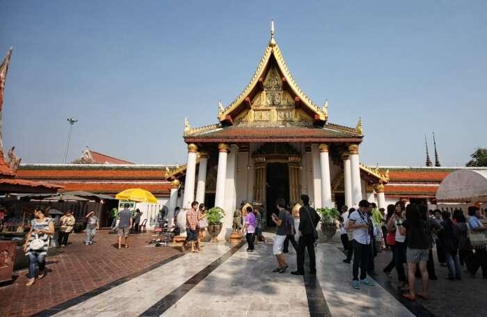 Wat Phra Sri Rattana