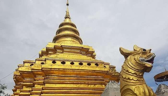 Wat Phra Thong In Phuket
