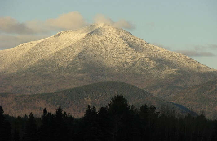 Whiteface Mountains view