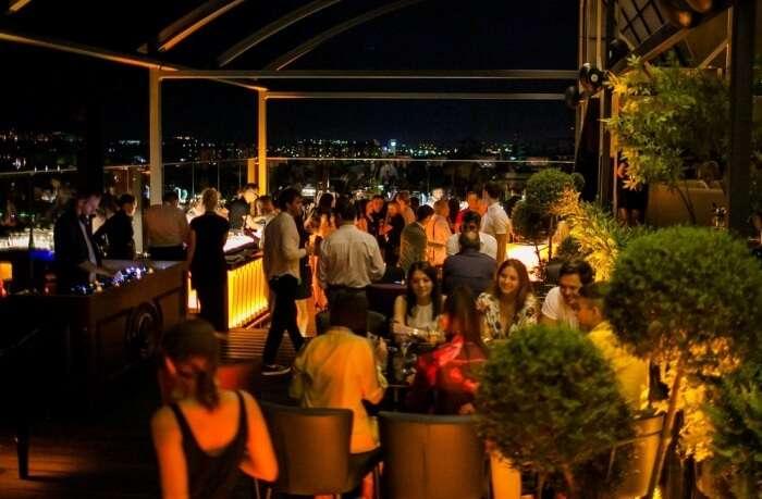 Zaxi Rooftop Terrace