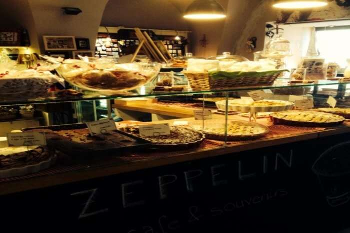 Zeppelin Café