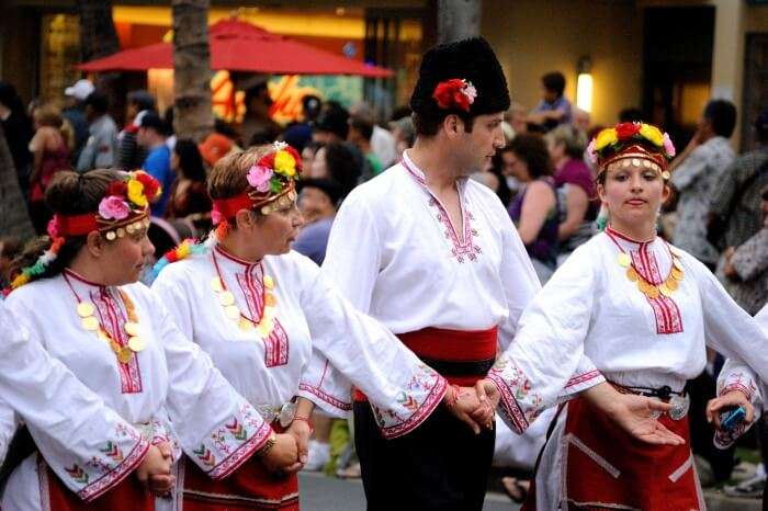 Zheravna Festival of National Costume