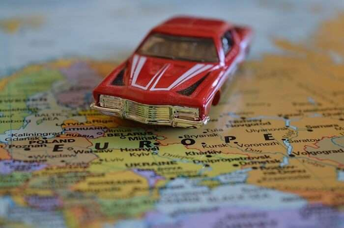 tips for budget travel in europe
