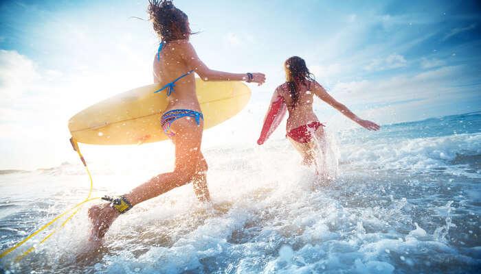 Best Water Sports In Sri Lanka