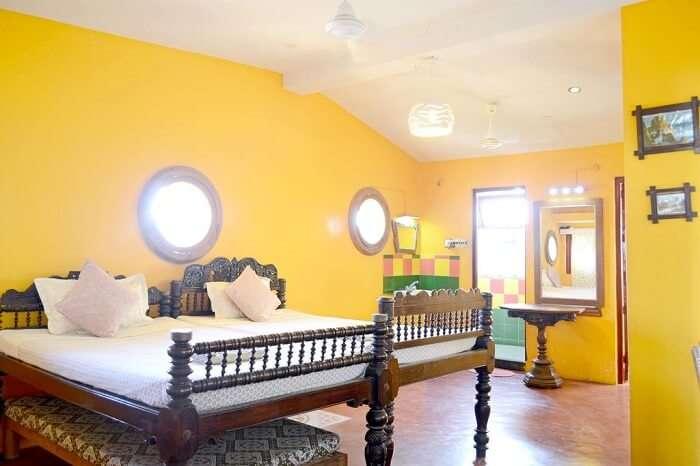 creole homestay