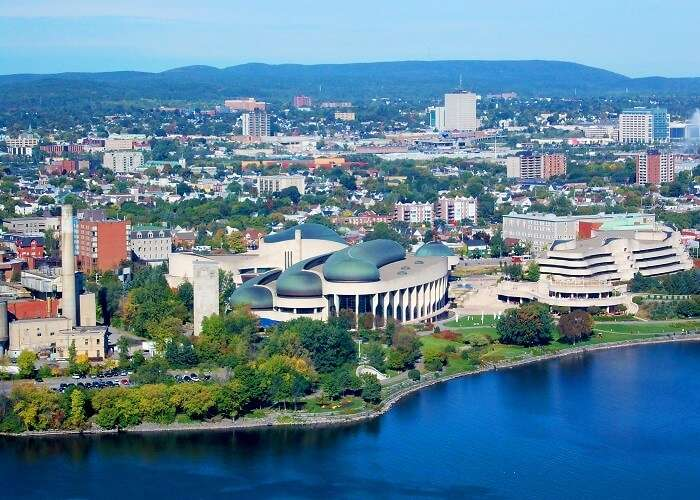 Gatineau city