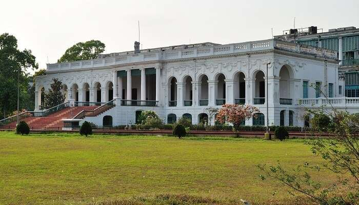 kolkata national library haunted