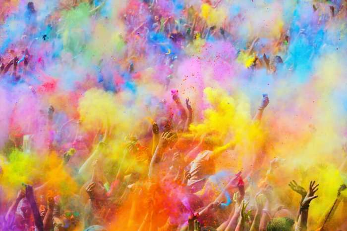 festival of holi in gurugram