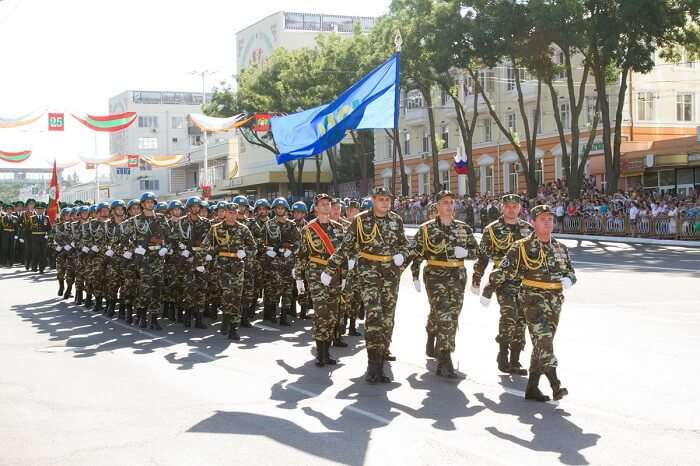 peacekeeping force in transnistria
