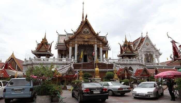 wat hua bangkok
