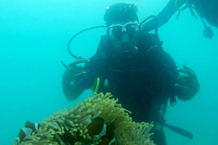explore deep seawater