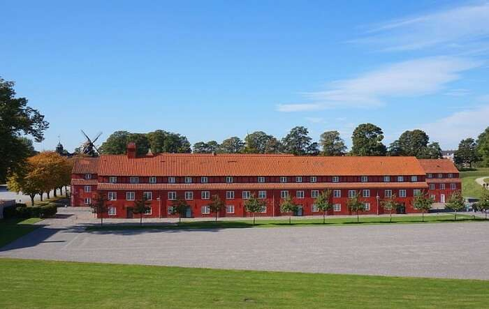 View of Kastellet