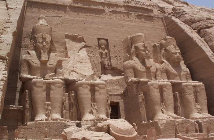 About Abu Simbel Temples