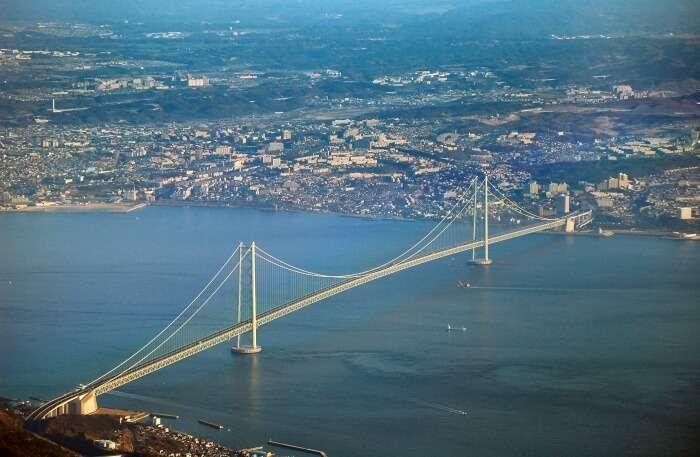 About Akashi Kaikyō Bridge