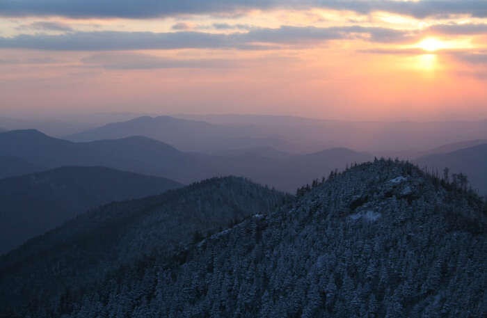About Great Smoky Mountains National Park