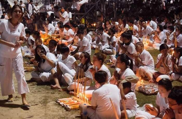 About Phuket Vegetarian Festival