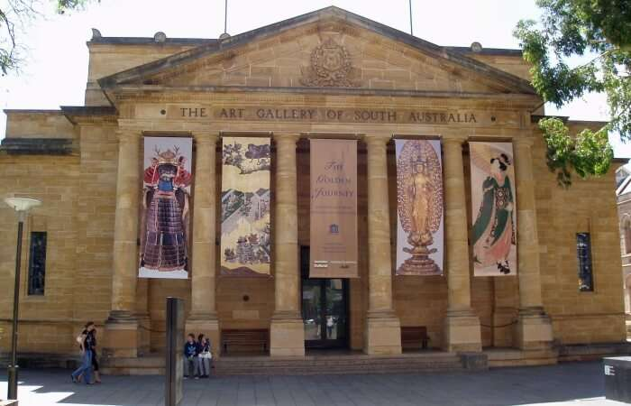 About The Art Gallery Of South Australia