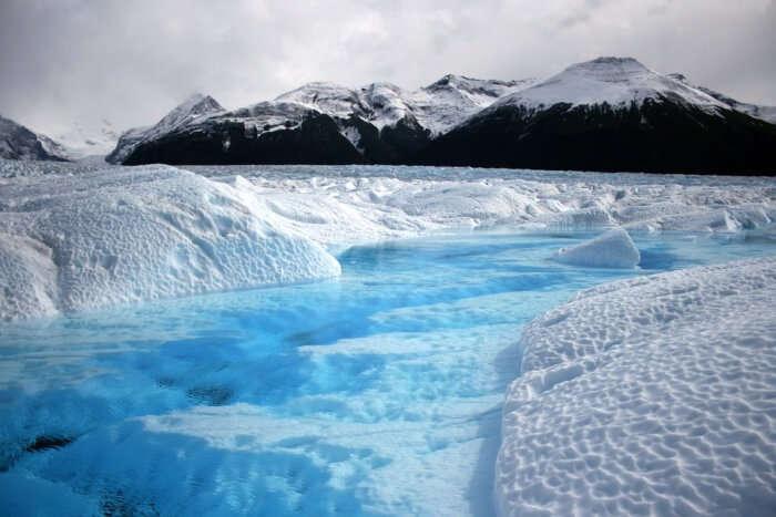 Admire Glaciers