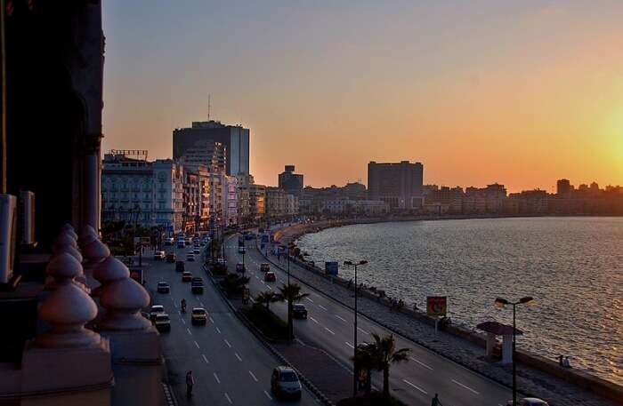 Alexandria In Egypt