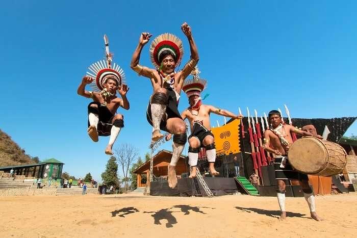 Aoling Festival in Nagaland