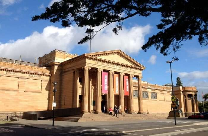 Art Gallery of New South Wales Hermitage