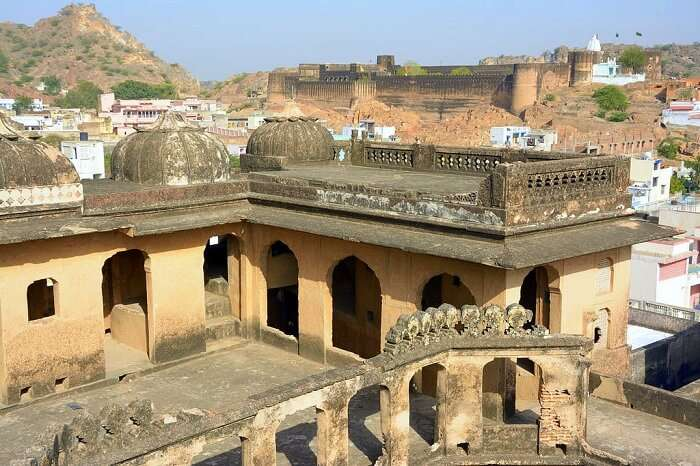 Badalgarh Fort in Rajasthan