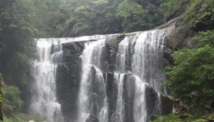 ural Falls in Belgaum