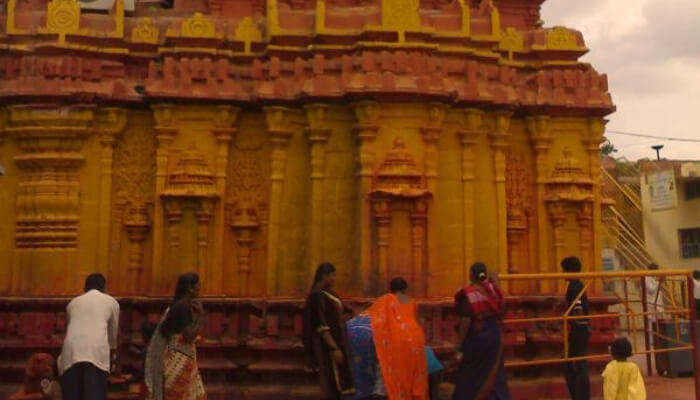 Yellamma Temple in Belgaum