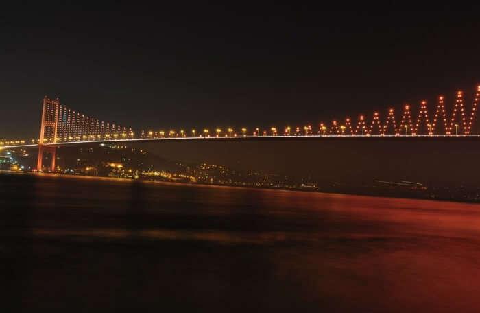 Best Time To Visit Bosphorus Bridge